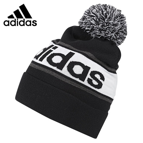 SAUJO01419 Original New Arrival  Adidas LINEAR WOOLIE Unisex Running Sport Caps