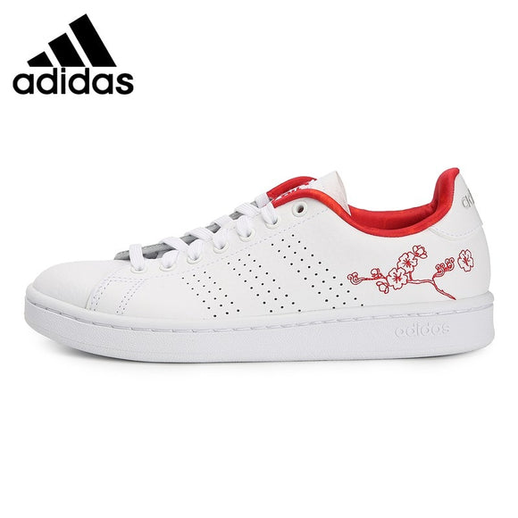 SAULA01419 Original New Arrival 2019 Adidas ADVANTAGE women's Skateboarding Shoes Sneakers