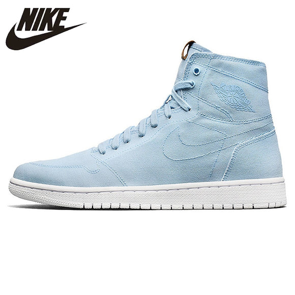 Nike Air Jordan 1 Retro High Decon Men's Basketball Shoes Sneakers, Original Shock Absorbing Outdoor Shoes 867338 425