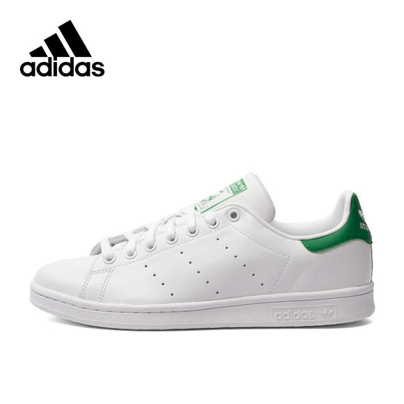 Adidas Originals Men's Stan Smith Skateboarding Shoes,Authentic New Arrival Sneakers Classique Shoes Platform UK Size U