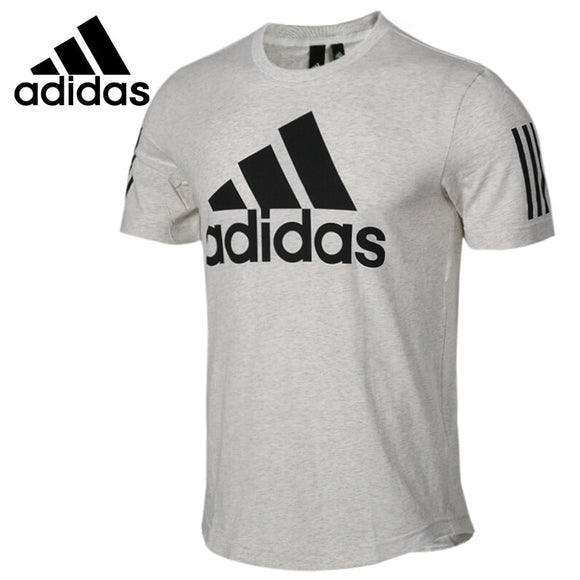 Original New Arrival  Adidas M SID LOGO Tee Men's T-shirts short sleeve Sportswear