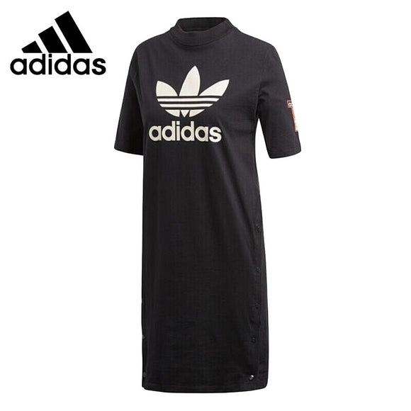 Original New Arrival  Adidas originals TEE Men's T-shirts short sleeve Sportswear