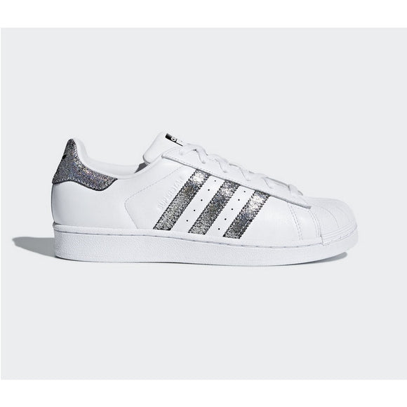 Superstar sneakers CG5455 ADIDAS SHOES orig WHITE metalized