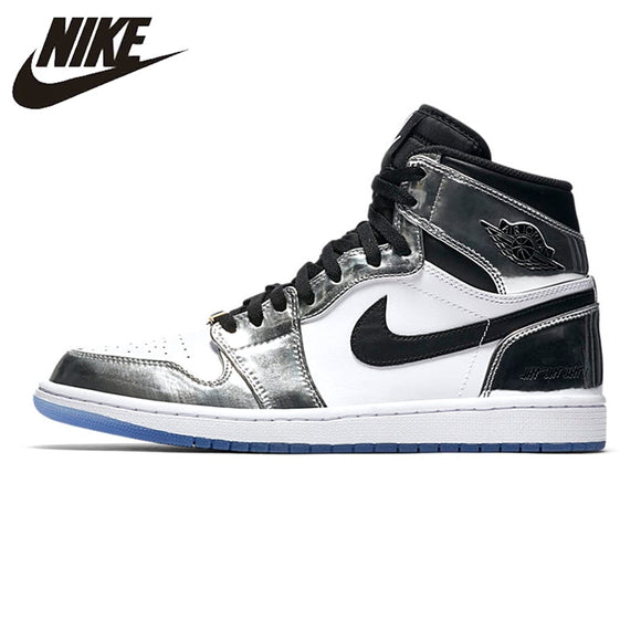 Nike Air Jordan 1 Pass The Torch Men Basketball Shoes Wear-resistant Breathable Lightweight AQ7476 016