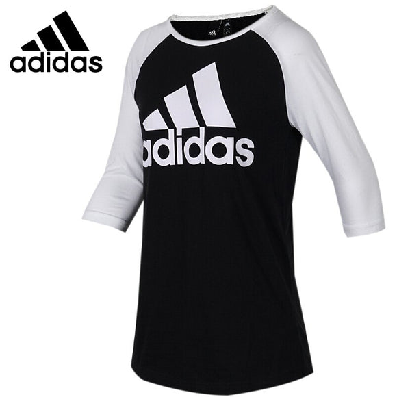 Original New Arrival  Adidas W SID Women's T-shirts short sleeve Sportswear