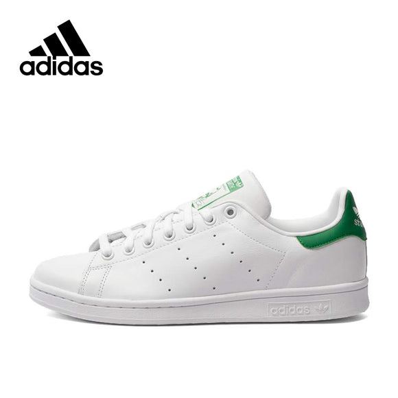 SAUJO01419 Adidas Authentic Stan Smith Men's Skateboarding Shoes Sneakers M20324/ M20325 M20326 EUR Size U