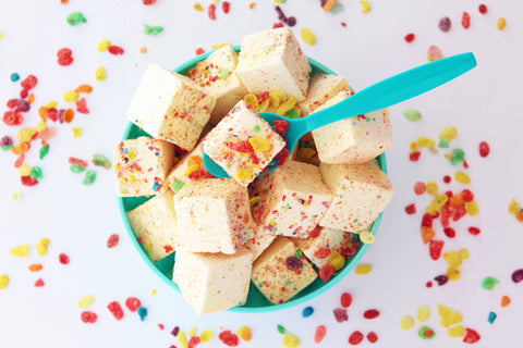 Cereal Milk Marshmallows