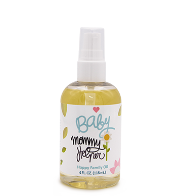 Baby and Mommy Helper - Happy Family Oil