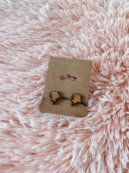 Arctic Design Co. Stud Earrings