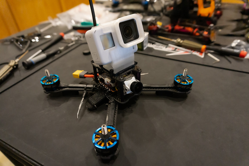 Ready to configure in BetaFlight