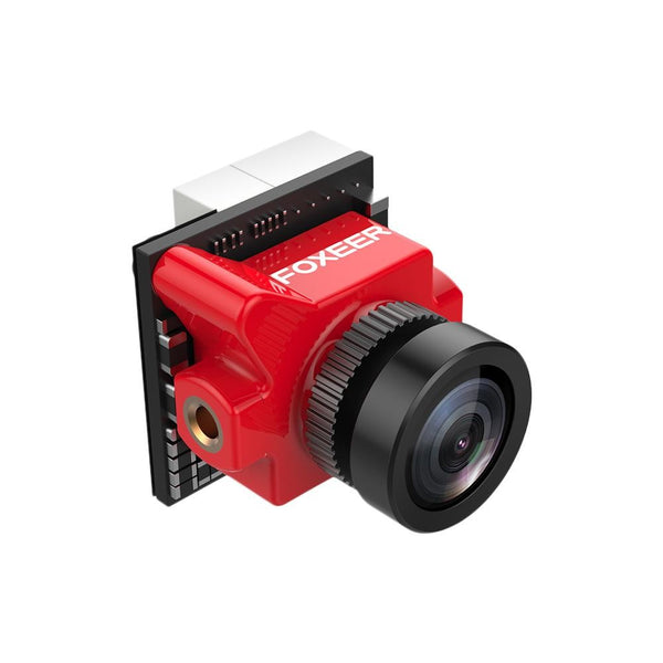 Foxeer Predator Micro V3 1000TVL 1.8mm FPV Camera-(RED)