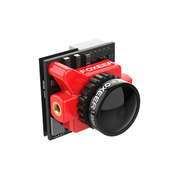 Foxeer Falkor Micro 1200TVL 1.8mm FPV Camera RED with 1.8mm lens