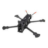 HGLRC Sector Freestyle 7-inch 296mm 3K Carbon Fiber Frame Kit for RC Drone FPV Racing