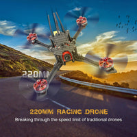 HGLRC Batman 220mm FPV Racing Drone-PNP