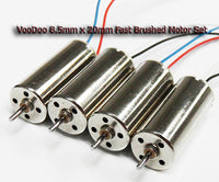 VooDoo 8MM Brushed Racing Motors Set (2CW&2CCW)