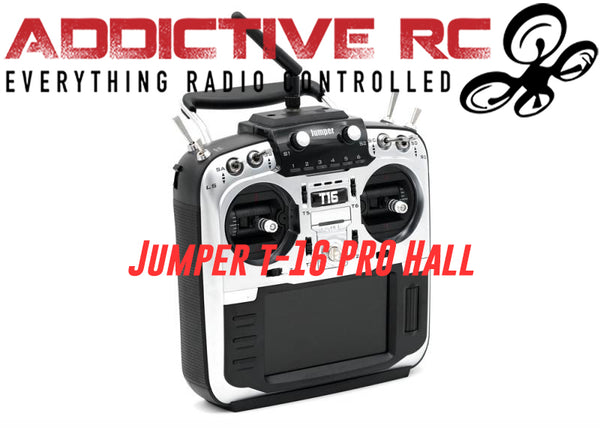JUMPER T16 PRO HALL Transmitter