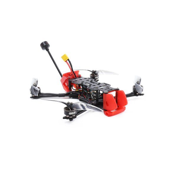 GepRC Crocodile Baby 4″ Without FPV System With Crossfire Nano RX