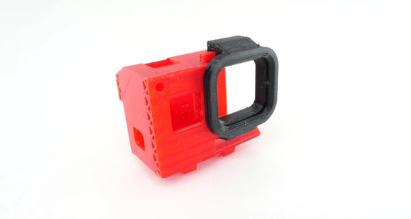 Catalyst MachineWorks Gopro Hero-7 Mount-BANGGOD 7' RED