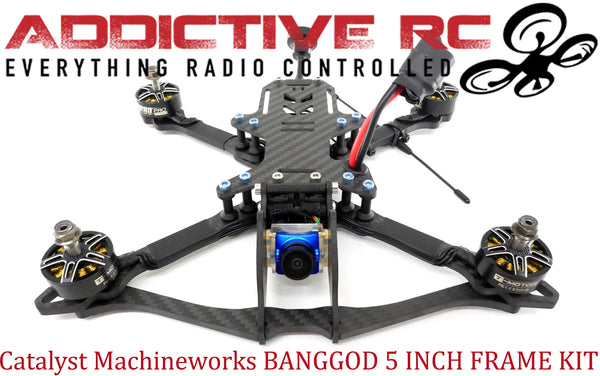 Catalyst Machineworks BANGGOD 5 INCH FRAME KIT