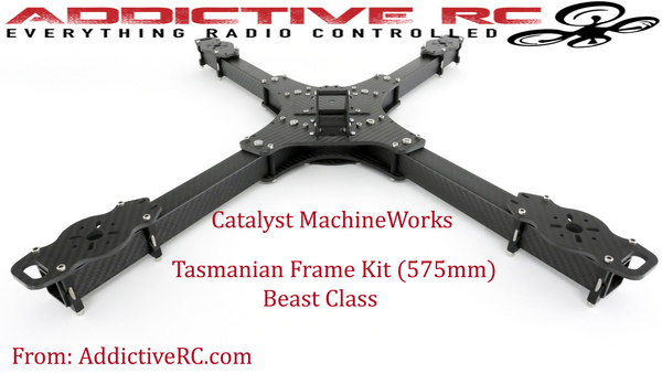 Catalyst Machineworks Tasmanian Frame Kit (CF Booms)