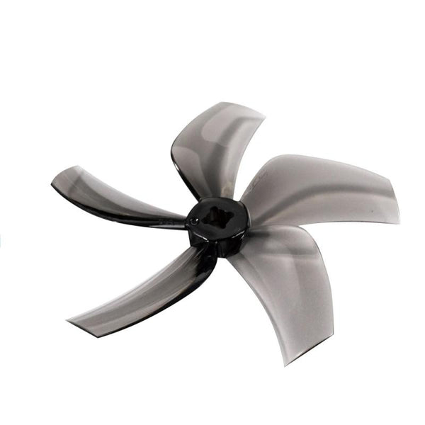 GF D76 DUCTED DURABLE 5 BLADE 76MM - CLEAR GRAY