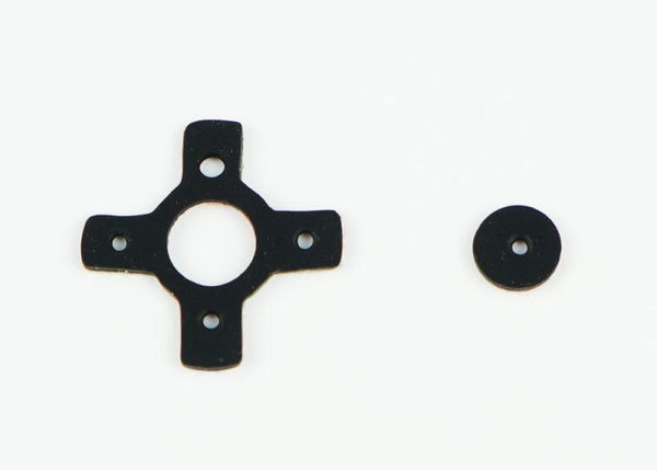 TBS 9PCS SOFT-MOTOR-MOUNT SILICONE KIT 1MM