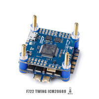 SucceX F7 V2.1 60A 2-6S Flight Stack w/Baro (Twin ICM20689)