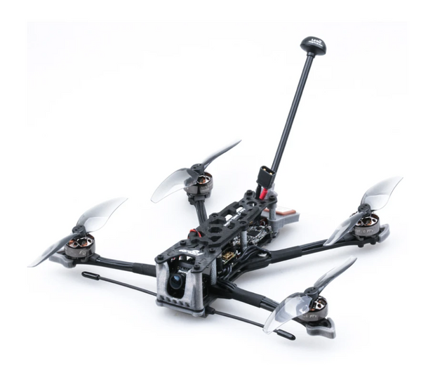 FLYWOO EXPLORER LR 4'' V2 MICRO LONG RANGE FPV ULTRALIGHT QUAD W/ CADDX ANT CAMERA-TBS RX