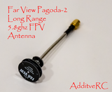 Far View long range 5.8ghz FPV Pagoda Antenna RHCP