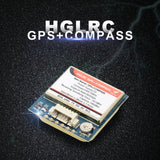 HGLRC GPS & Compass For Drones