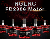 HGLRC Forward FD2306-1600KV 6S Brushless Motor (1PCS.)