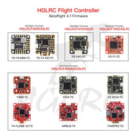HGLRC Forward F7 Dual Gyro Flight Controller For RC Drone