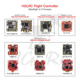 HGLRC FD760 F7 Dual Gyro 60A 3-6S BL32 4in1 STACK