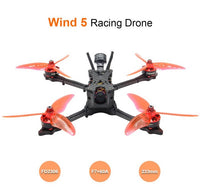 HGLRC Wind5 PNP 4S Racing Drone F7 Flight Control 60A 4 in 1 ESC 2306-2450KV Motor