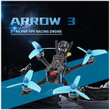 HGLRC Arrow3 4S PNP FPV Racing Drone 4S Version