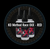 KO Method Race Oil-X Red