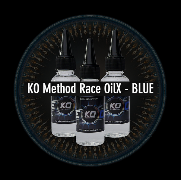 KO Method Race Oil-X Blue
