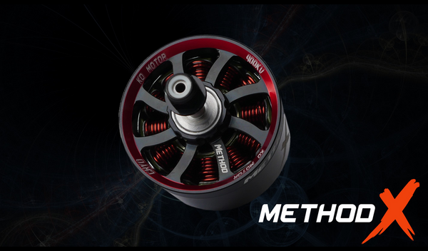 KO Method-X 5025 10p Xclass 430kv Brushless Motor