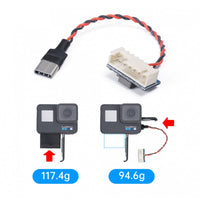 Power Supply Cable for GoPro Hero (6/7/8/9)