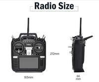 RadioMaster TX16S CC2500 Chip OpenTX Multi Protocol Radio with Hall Gimbals