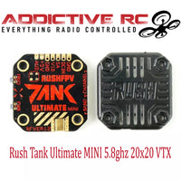 Rush Tank Ultimate MINI 5.8GHz 20x20 VTX