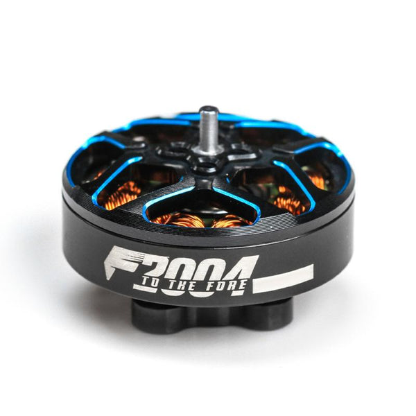 T-MOTOR F2004 KV1700 BLACK AND BLUE