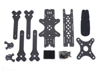 TBS Source One V0.2 5-Inch Mini Quadcopter Frame Kit