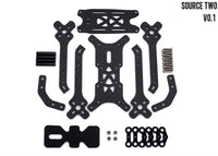 Team BlackSheep Source Two Version 0.1 FPV Racing Frame Kit