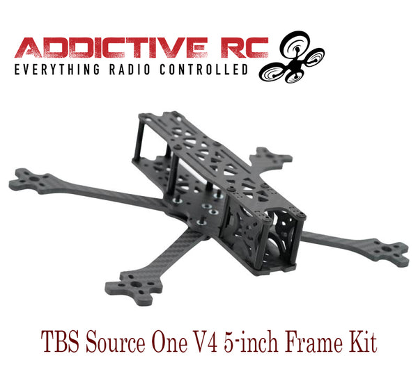 TBS SOURCE ONE V4 5 inch Frame Kit