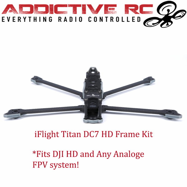iFlight TITAN DC7 HD Frame Kit