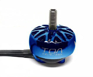 Karearea TOA 2208-2450Kv Brushless Motor-Blue Chrome (1pcs.)