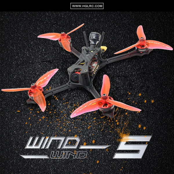 HGLRC Wind5 6S PNP FPV Racing Drone