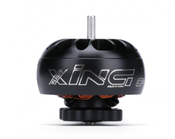 XING X1404 3000kv Toothpick Ultralight Build (black)