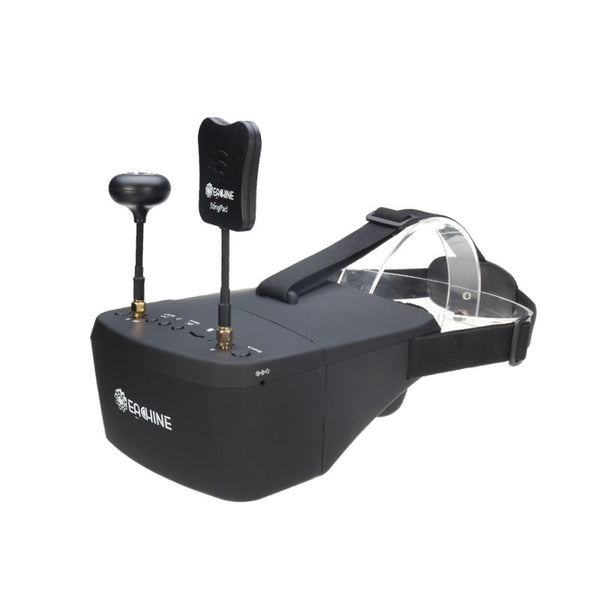 Eachine EV800D 5.8G 40CH Diversity FPV Goggles with DVR